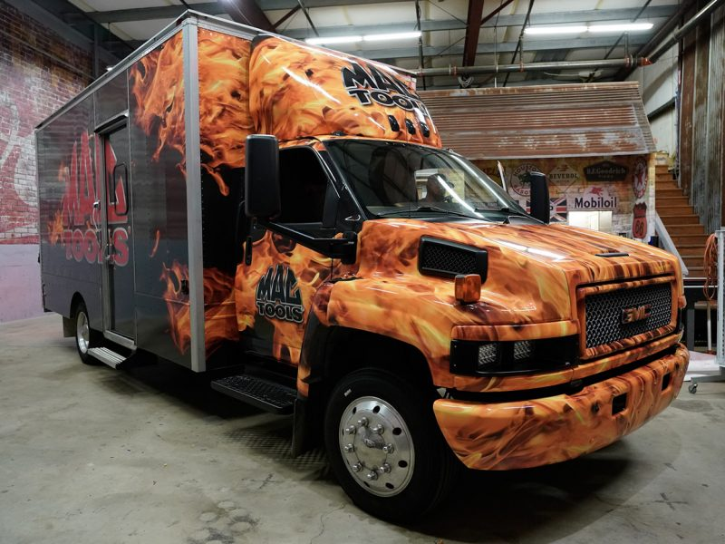 WrapJax | Car Wraps, Boat Wraps, Wall Wraps | Tacoma