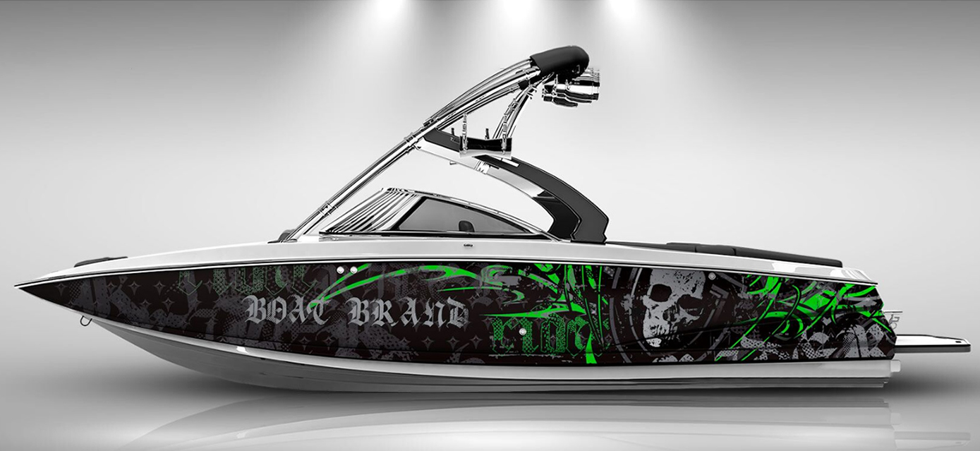 Wrapjax Car Wraps Boat Wraps Wall Wraps Tacoma